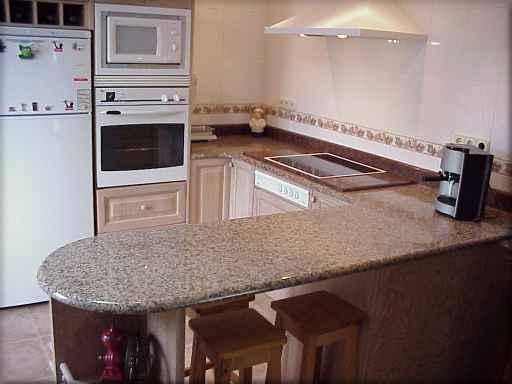 Marmoles italica encimeras de aseos y de cocinas - Cocinas con encimeras de madera ...